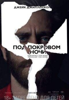 Постер к фильму – Под покровом ночи (Nocturnal Animals), 2016