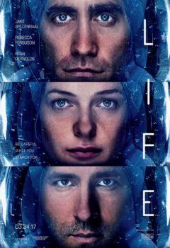 Постер к фильму – Живое (Life), 2017