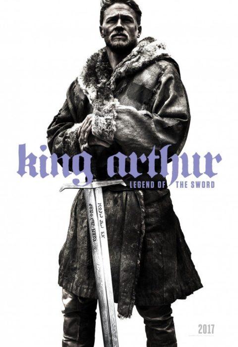 Меч короля Артура (King Arthur: Legend of the Sword), 2017