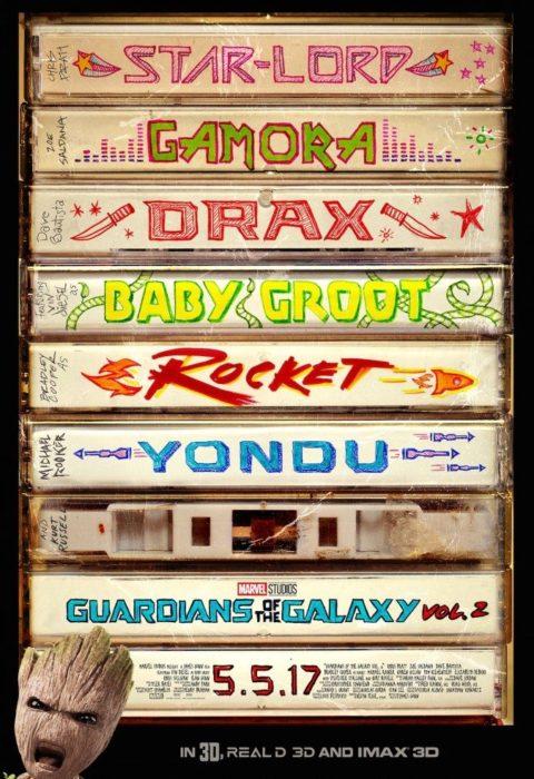 Стражи Галактики. Часть 2 (Guardians of the Galaxy Vol. 2), 2017