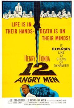 12 разгневанных мужчин (12 Angry Men), 1957
