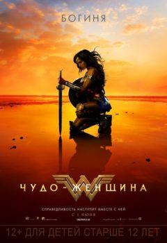 Постер к фильму – Чудо-женщина (Wonder Woman), 2017