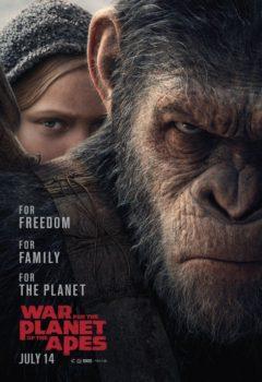 Планета обезьян: Война (War for the Planet of the Apes), 2017