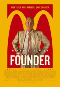 Постер к фильму – Основатель (The Founder), 2016