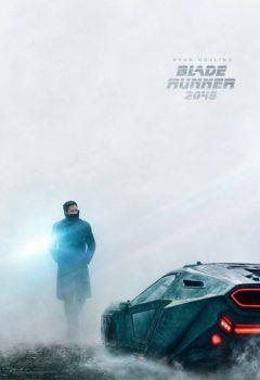 Постер к фильму – Бегущий по лезвию 2049 (Blade Runner 2049), 2017