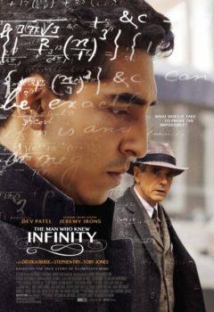 Постер к фильму – Человек, который познал бесконечность (The Man Who Knew Infinity), 2015