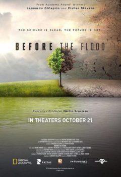Постер к фильму – Спасти планету (Before the Flood), 2016