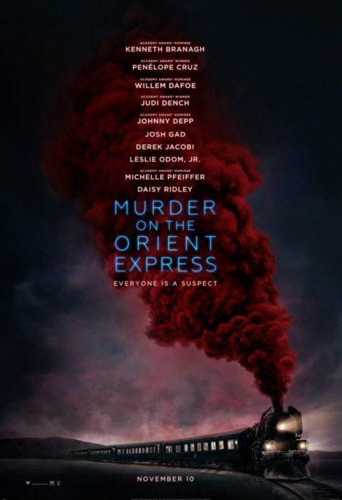 Убийство в Восточном экспрессе (Murder on the Orient Express), 2017