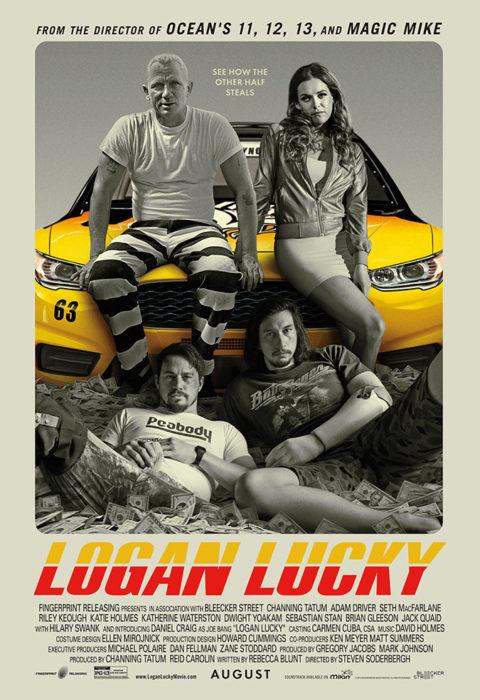 Удача Логана (Logan Lucky), 2017