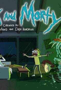 Третий сезон Рик и Морти