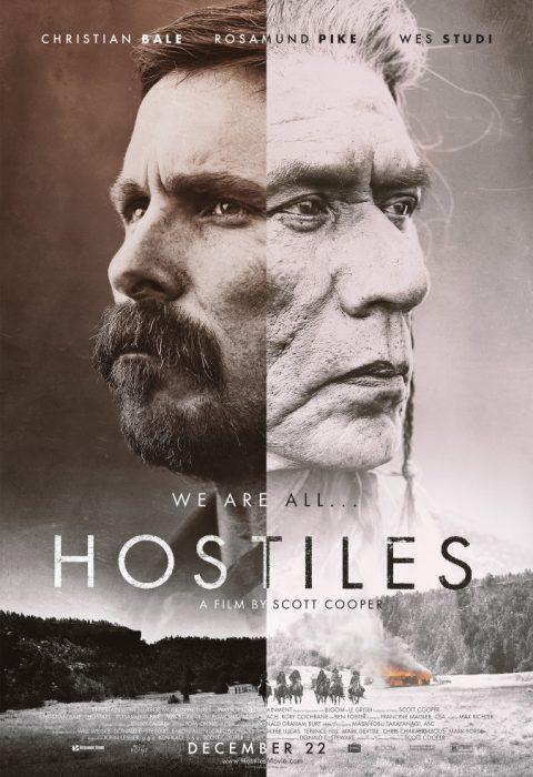 Недруги (Hostiles), 2017