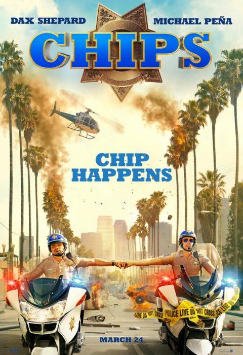 Калифорнийский дорожный патруль (CHIPS), 2017