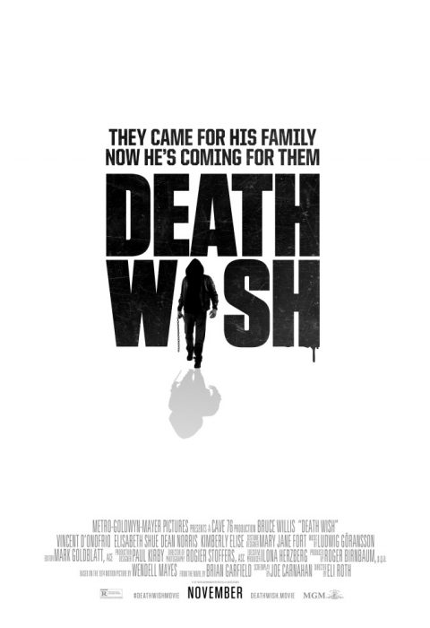 Жажда смерти (Death Wish), 2018