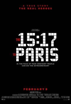 Поезд на Париж (The 15:17 to Paris), 2018
