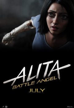 Алита: Боевой ангел (Alita: Battle Angel), 2018