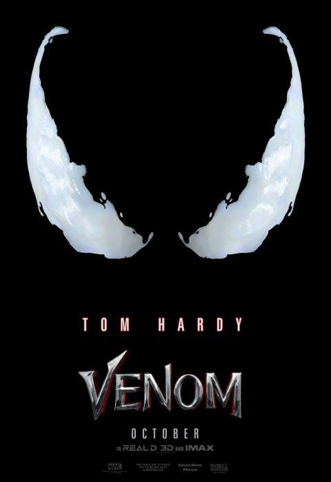 Веном (Venom), 2018