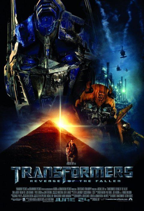 Трансформеры: Месть Падших (Transformers: Revenge of the Fallen), 2009