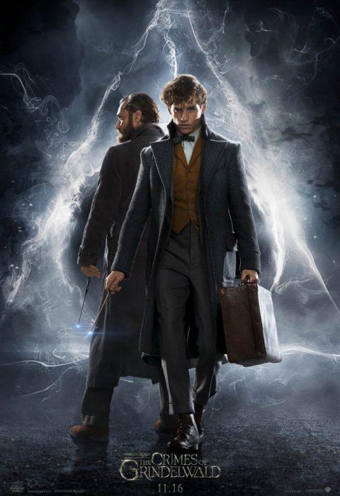 Фантастические твари: Преступления Грин-де-Вальда (Fantastic Beasts: The Crimes of Grindelwald), 2018