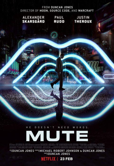 Немой (Mute), 2018