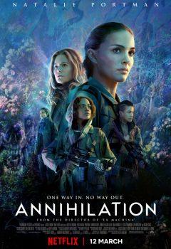 Аннигиляция (Annihilation), 2018