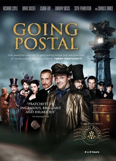 Опочтарение (Going Postal), 2010