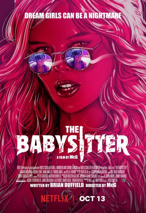 Няня (The Babysitter), 2017