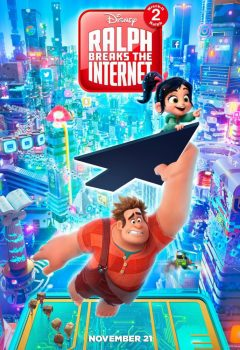 Ральф против интернета (Ralph Breaks the Internet), 2018