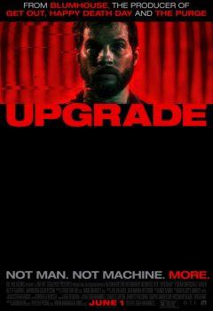 Апгрейд (Upgrade), 2018