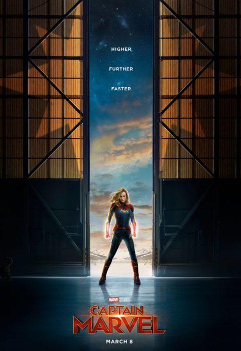 Капитан Марвел (Captain Marvel), 2019