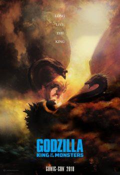 Годзилла 2: Король монстров (Godzilla: King of the Monsters), 2019