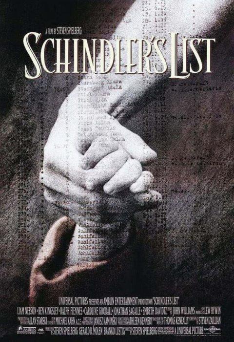 Список Шиндлера (Schindler's List), 1993