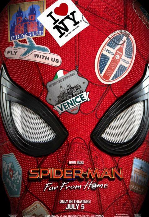 Человек-паук: Вдали от дома (Spider-Man: Far From Home), 2019