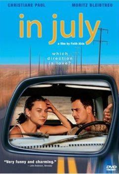 Постер к фильму – Солнце Ацтеков (Im Juli), 2000