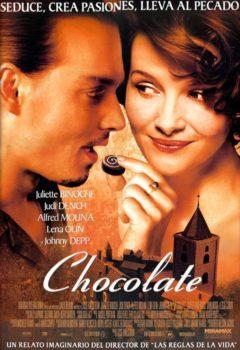 Постер к фильму – Шоколад (Chocolat), 2000