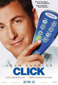 Постер к фильму – Клик: С пультом по жизни (Click), 2006