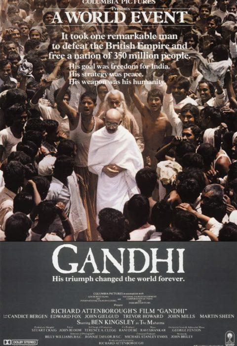 Ганди (Gandhi), 1982