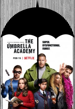 Академия «Амбрелла» (The Umbrella Academy), 2019
