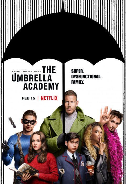 Академия «Амбрелла» (The Umbrella Academy), 2019