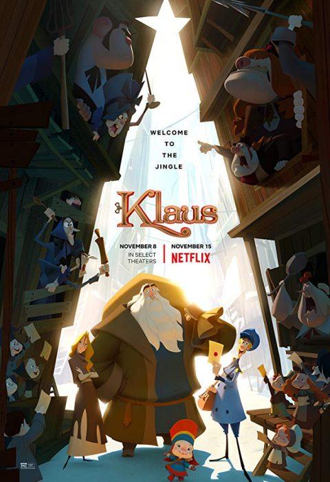 Клаус (Klaus), 2019