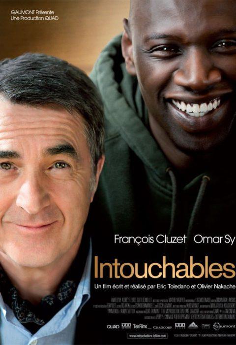 Постер к фильму – 1+1 (Intouchables), 2011