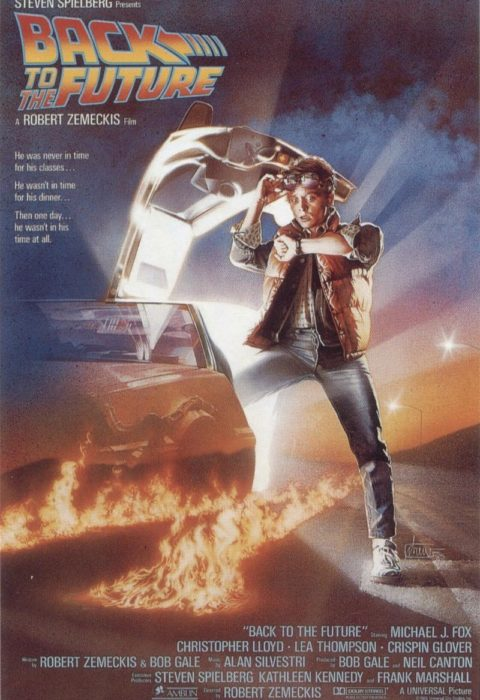Назад в будущее (Back to the Future), 1990
