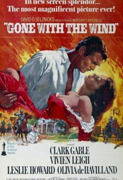 Постер к фильму – Унесённые ветром (Gone with the Wind), 1939
