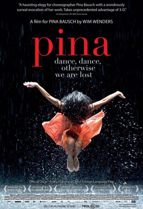 Пина: Танец страсти (Pina), 2011