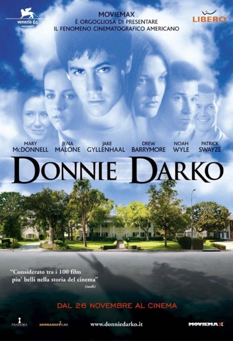 Донни Дарко (Donnie Darko), 2001