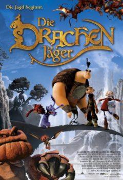 Постер к фильму – Охотники на драконов (Chasseurs de dragons), 2008