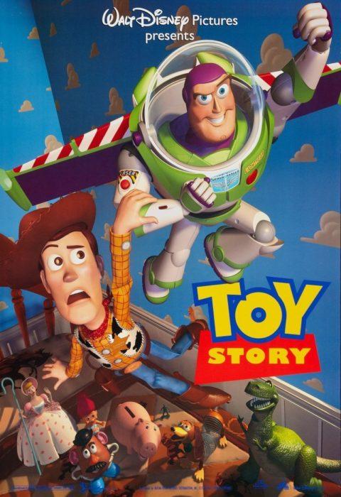 История игрушек (Toy Story), 1995