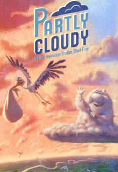 Постер к фильму – Переменная облачность (Partly Cloudy), 2009