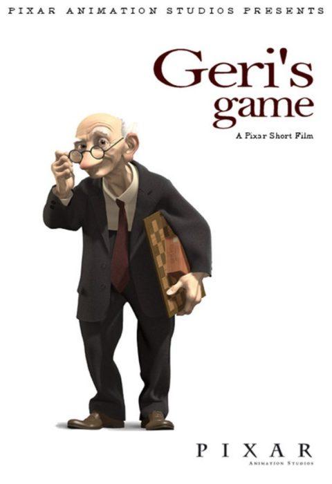 Игра в шахматы (Geri's Game), 1997