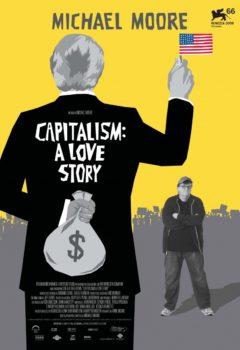 Постер к фильму – Капитализм: История любви (Capitalism: A Love Story), 2009