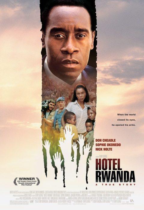 Отель «Руанда» (Hotel Rwanda), 2004